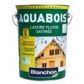 Lasure satinée Aquabois - Incolore - 5L