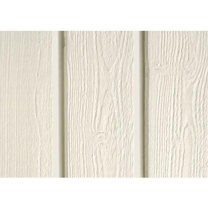 Bardage bois Extra blanc Profil ONTARIO
