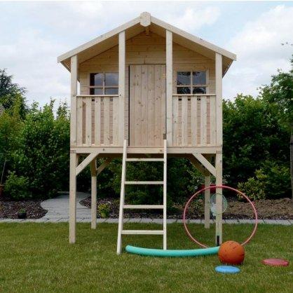 Maisonnette enfants 180 x 180 cm Playhouse Traditional