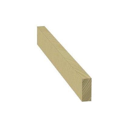 Poutre en pin 10x4 cm