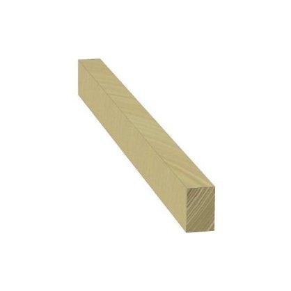 Poutre en pin autoclave 8x5 cm