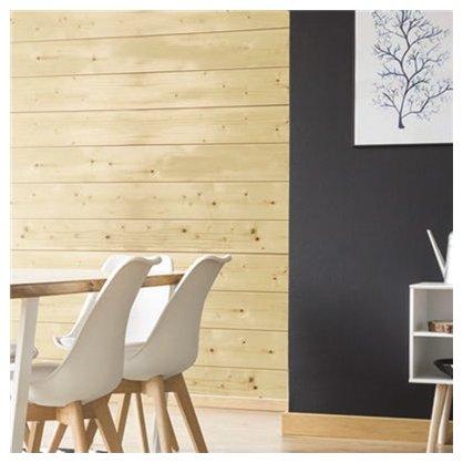 dalles de parement bois guggenheim auto adhsives idea. Black Bedroom Furniture Sets. Home Design Ideas