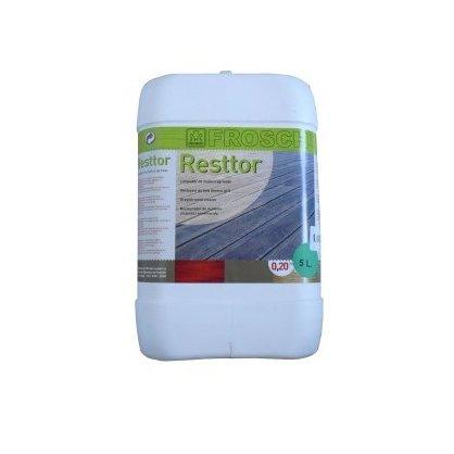 Dégriseur bois extérieur RESTTOR 5 litres