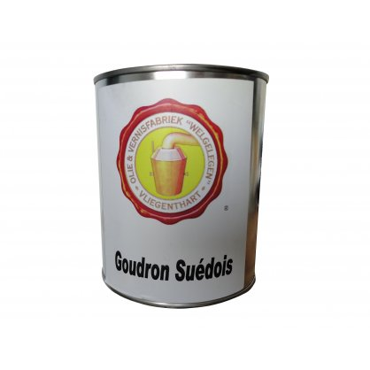 Goudron Suédois 1L
