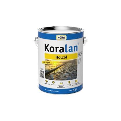 Huile saturateur terrasse 2,5L Koralan