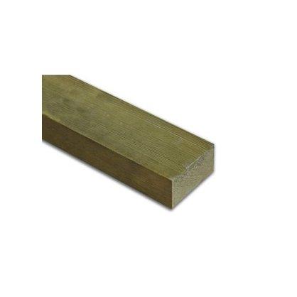 Lambourde en pin classe 4 2400x60x40 mm