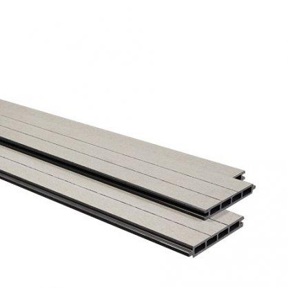 Lame clôture composite ardoise Evoluclos 1,80 m