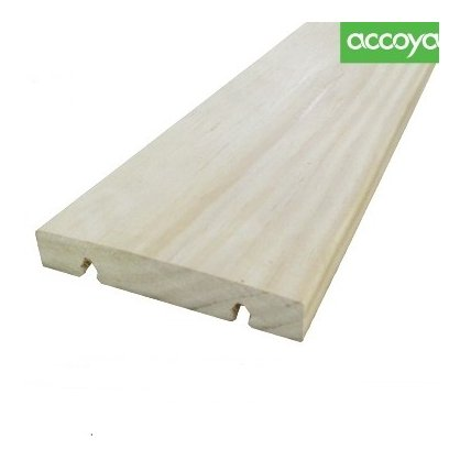 Lame de terrasse ACCOYA 3000 x 120 x 21 mm fixation invisible