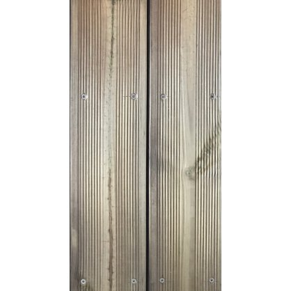 Lame de terrasse pin Cl4 DUNE 2400 x 145 x 27 mm
