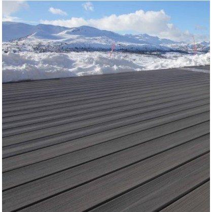 Lame en composite gris à clipper 3,05 m Fiberon XTREME