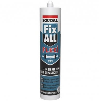 Mastic Fix All Flexi brun 290ml SOUDAL