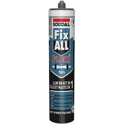 Mastic Fix All Flexi gris 290ml SOUDAL