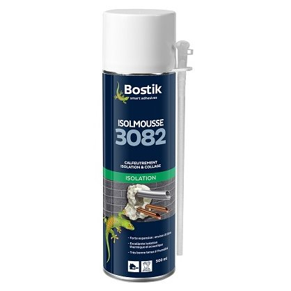 Mousse polyuréthane Isolmousse 3082 - 500 ml