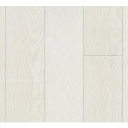 Parquet stratifié FINESSE B&W Blanc Berry Alloc
