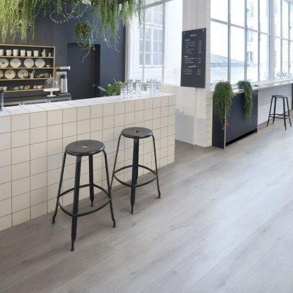 Parquet stratifié LOFT PRO Crush Clair 1288 x 190 x 8 mm