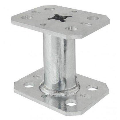 Pied de poteau mini 80 mm PPMINI80 Simpson