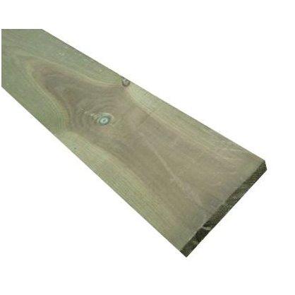 Retenue de terre autoclave retenue de terre 2400x200x27 mm en pin classe 4 - Planche autoclave pas cher ...