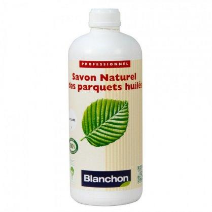 Savon naturel des parquets huilés 1L incolore BLANCHON