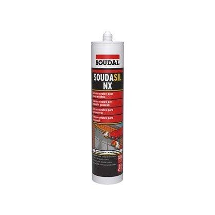 Silicone Soudasil NX gris 7016 SOUDAL