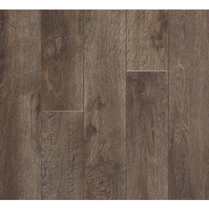 Sol stratifié FINESSE Texas Brun 1288 x 155 x 8 mm