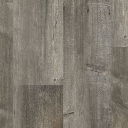 Stratifié SMART 8 V4 Barn Wood Gris 1288 x 190 x 8 mm