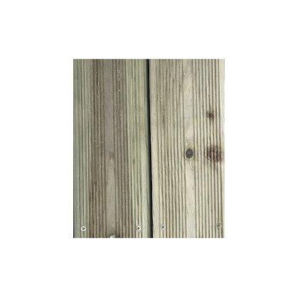 Terrasse bois autoclave tradition Huchet  2400 x 145 x 22 mm