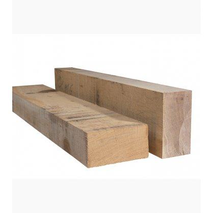 Traverse paysagère en chêne 2,00 m 20x10 cm