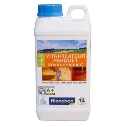 Vitrificateur parquet mat 1L environnement BLANCHON