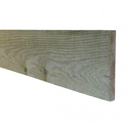 Volige en bois autoclave 3000x200x18 mm