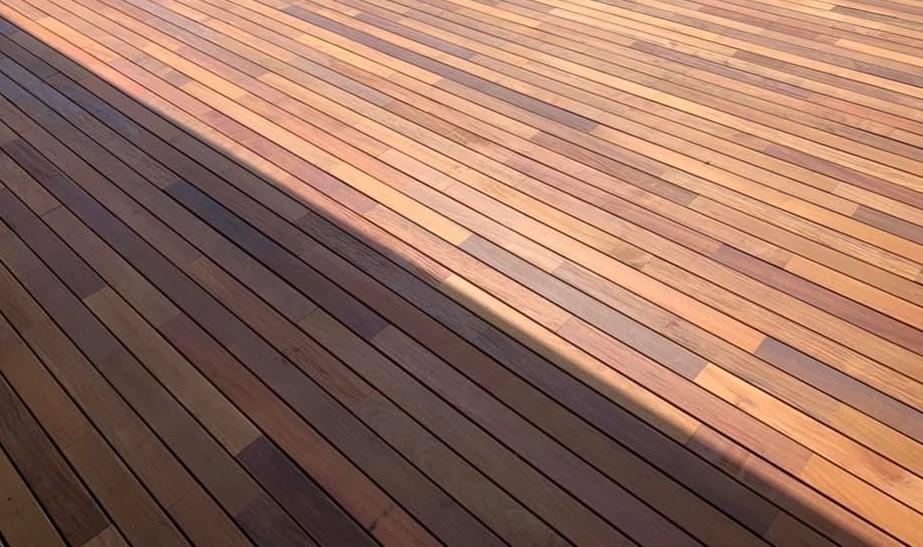 Ma terrasse bois