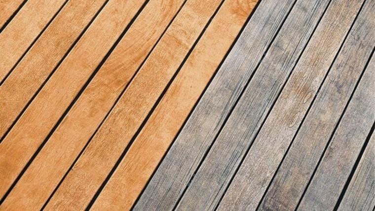 Comment dégriser sa terrasse bois ?