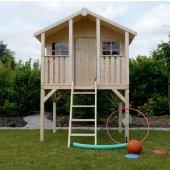 Cabane pour enfants Traditional 180x190 cm