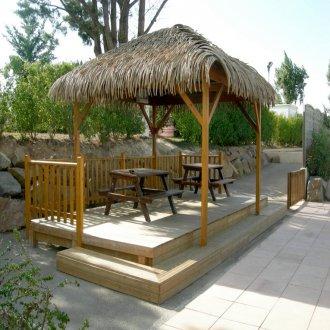 Idea bois nicolas terrasse bois cl ture jardin et for Jardin et loisir