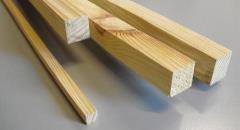 tasseaux et moulures de finition en pin idea bois nicolas. Black Bedroom Furniture Sets. Home Design Ideas