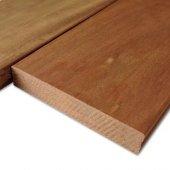 Lames de terrasse en ipé lisse 1200 x 95 x 21 mm à clipser