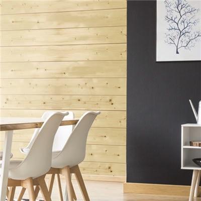 lambris bois blanc auto adhesif idea bois nicolas. Black Bedroom Furniture Sets. Home Design Ideas