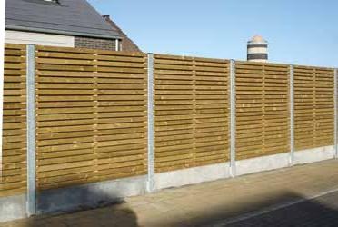 Pare vue bois strada 180x180 cm idea bois nicolas for Pare vue exterieur design