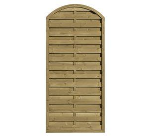 cloture en panneaux bois panneau pare vue en bois bomb 90x180cm. Black Bedroom Furniture Sets. Home Design Ideas