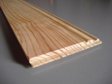 plinthes bois plinthe stylobate en pin 2000x140x16 mm idea bois nicolas. Black Bedroom Furniture Sets. Home Design Ideas